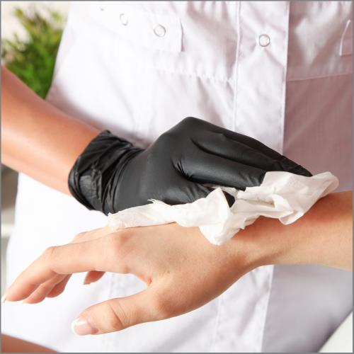 Patient Cleansing Wipes