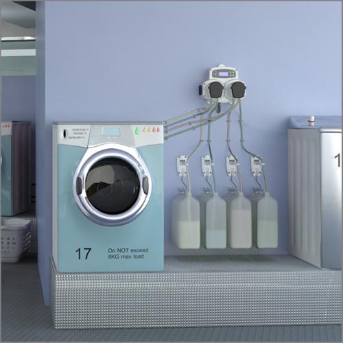 Autodosing Laundry Supplies