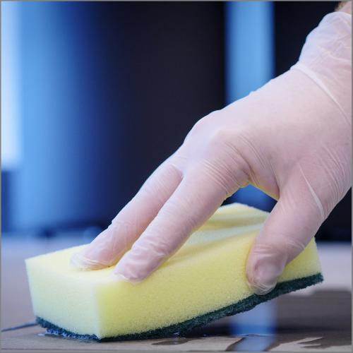 Cleaning Cloths and Sponges