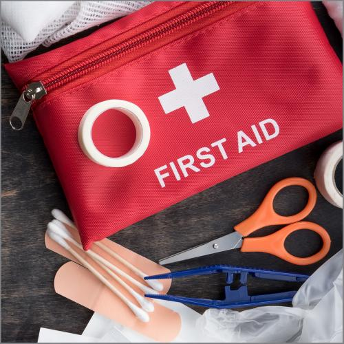First Aid and Wound Care Supplies