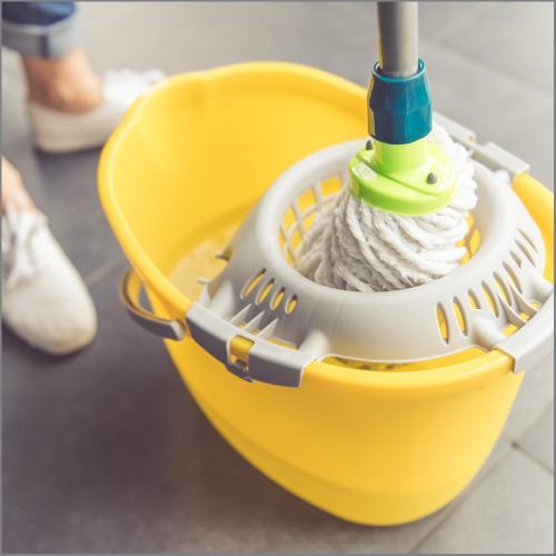 Floor Mopping Supplies