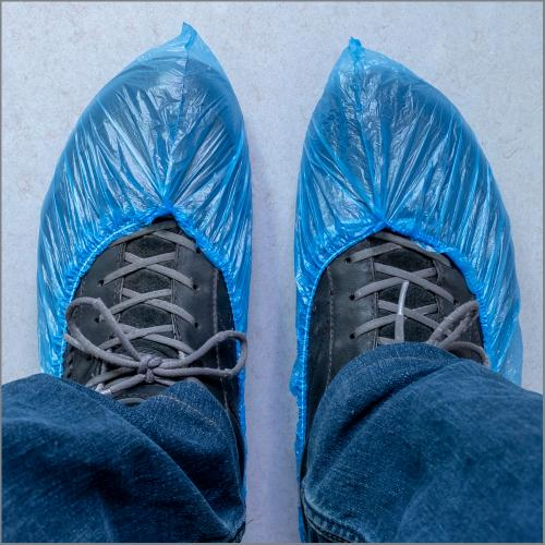 Disposable Overshoes and Oversleeves