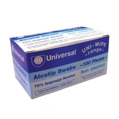 Pre Injection Wipes/Swabs (Sterets)