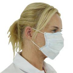 Type IIR Ear Loop Surgical Face Masks