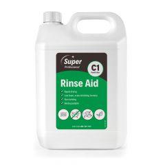 Super Dishwasher Rinse Aid 5 Litre