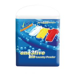 Evans One 3 Five Bio Laundry Powder ‑ 135 Wash
