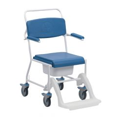 Mobile Commode/Shower Chair