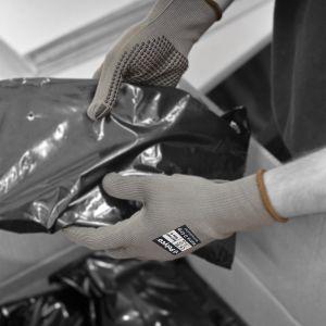Grey Matrix D Grip Glove