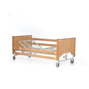 Alerta Lomond Standard Electric 4 Section Profiling Bed ‑ Oak