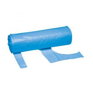 Standard Polythene Aprons on a Roll ‑ Blue