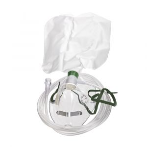 Adult Non‑Rebreather Oxygen Mask