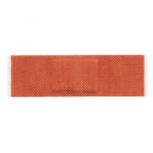 Fabric Sterile Plasters ‑ 7.2cm x 2.5cm
