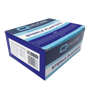 Blue Detectable Plasters Assorted