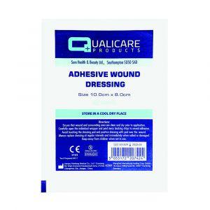 Adhesive Wound Dressing ‑ 10cm x 8cm