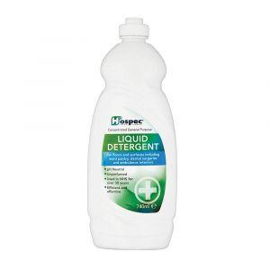 Hospec PH Neutral Liquid Detergent 740ml
