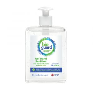 Bioguard Alcohol Hand Gel Sanitiser 500ml