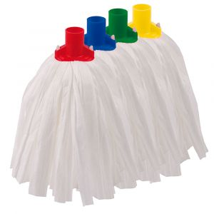 Hygiene Standard Big White Socket Mop Head