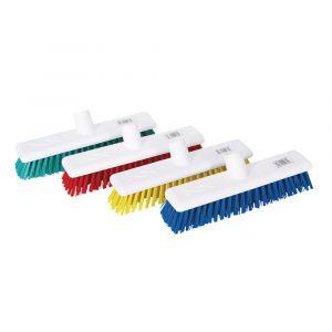 Hygiene Brooms ‑ 30cm Stiff Bristle