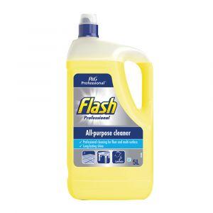 Flash Professional All Purpose Cleaner Lemon 5 Litre