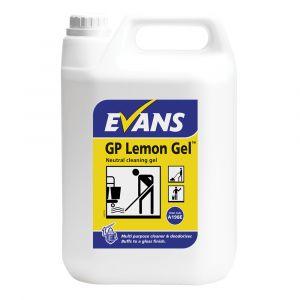 Evans GP Lemon Neutral Cleaning Gel 5 Litre
