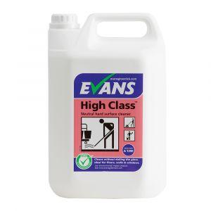 Evans High Class Neutral Floor Cleaner 5 Litre