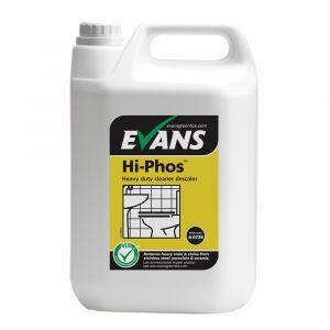 Evans Hi‑phos Cleaner & Descaler ‑ 5 Litre