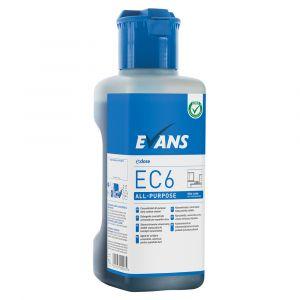 Evans e:dose EC6 All Purpose Concentrate 1 Litre