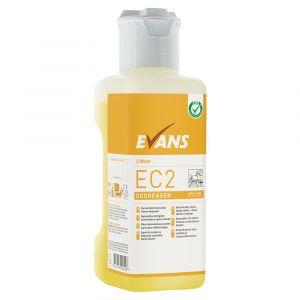 Evans e:dose EC2 Degreaser Concentrate 1 Litre
