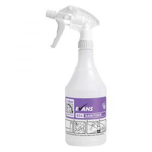 Evans e:dose EC4 Sanitiser Bottle