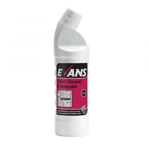 Evans Toilet Cleaner & Descaler ‑ 1 Litre