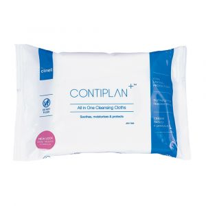 Clinell Contiplan 8 All In One Cleansing Cloths ‑ 8 Wipes