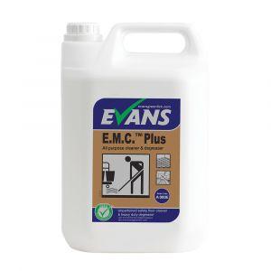 Evans E.M.C Plus Floor Cleaner 5 Litre