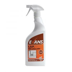 Evans L.S.P. Multi Surface Liquid Spray Polish 750ml