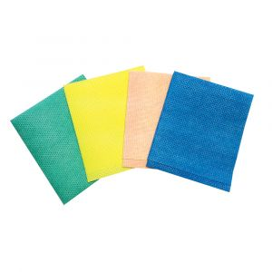 Heavyweight Coloured Cleaning Cloths ‑ 30x50cm