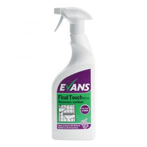 Evans Final Touch Bactericidal Cleaner ‑ 750ml