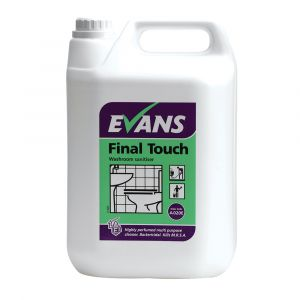 Evans Final Touch Bactericidal Cleaner Concentrate ‑ 5 Litre