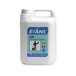 Evans Lift Heavy Duty Cleaner Degreaser Concentrate ‑ 5 Litre
