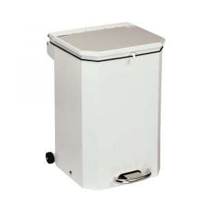 Sunflower Pedal Operated Waste Bins ‑ 20 litre