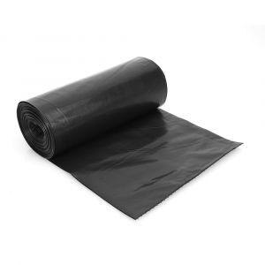 Black Refuse Sacks on a Roll ‑ Medium Duty