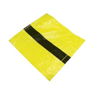 Yellow Clinical Waste Sacks for Landfill