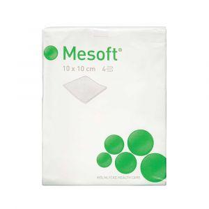 Mesoft 4ply Non Sterile Gauze Swabs ‑ 10cm x 10cm
