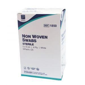 Premier 4ply Non Sterile Gauze Swabs ‑ 5cm x 5cm