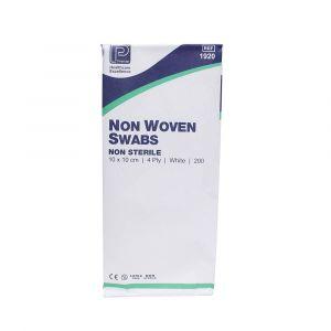 Premier Non Woven Non Sterile Swabs ‑ 10cm x 10cm