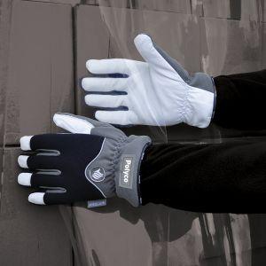 Freezemaster II Leather Insulated Glove
