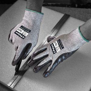 Matrix GH370 Lightweight Cut Resistant Nitrile Palm Coated Glove