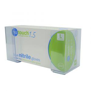 Nutouch PVC Plastic Glove Box Dispensers ‑ Large Single