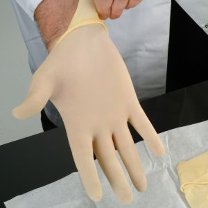 Powder Free Sterile Latex Gloves