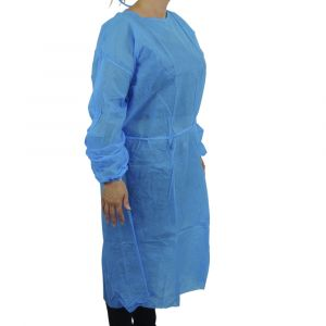 Long Sleeve Disposable Examination/Patient Gown