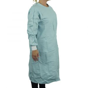Barrier Tie‑Back Surgical Gown Classic SP