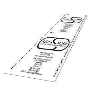 SUPA Disposable Slide Sheets 200cm x 75cm